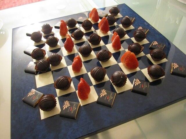 なぜチョコレートが効くの?そのチカラとは?